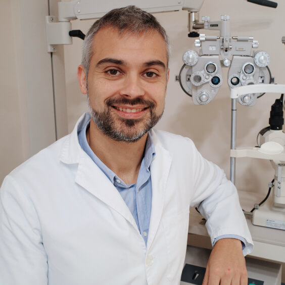 Dr. Sergio Ares Chao